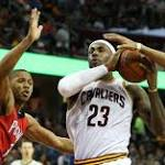 Cleveland Cavaliers ride Big Three to victory: DMan's Report, Game 6, Monday