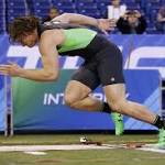 NFL Combine 2016: Did Joey Bosa run himself into being the first overall draft pick?