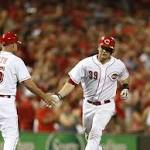 Reds: Mesoraco reaction + poll question