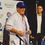 Joe Maddon already giving Cubs fans reason to raise a glass