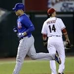 Recap: Arizona vs. Chicago Cubs