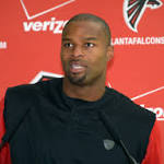 Osi Umenyiora, ex-Giants defensive end, met with Jets on Wednesday