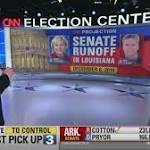 Landrieu looking for game-changer in runoff debate Louisiana Senate race will ...