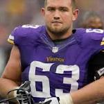 Vikings sign G Brandon Fusco to 5-year, $25 million extension