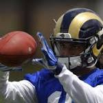 The Los Angeles Rams go 'Hollywood' in upcoming E! reality TV series