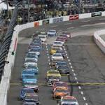 Johnson wins Martinsville to gain spot in NASCAR's finale