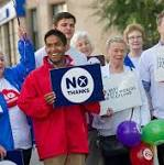 Scottish independence: That famous British reserve may prove to be the undoing ...