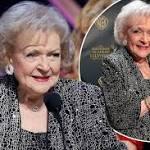 Daytime Emmy Awards winners list: Betty White wins Lifetime Achievement ...