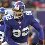 Giants' Michael Strahan, six other new Pro football Hall of famers honored with ...