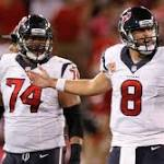 NFL VP: Man yelled obscenities at Matt Schaub's home