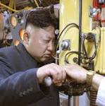 Kim Jong-un was child prodigy who could drive at age of three, claims North ...