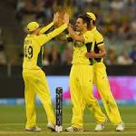 World Cup: Aaron Finch, Mitchell Marsh guide Australia to 111-run win over ...