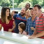 'Grown-Ups 2' leads the Razzie nominations with eight