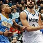 Timberwolves move on without Kevin Love
