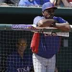 Rangers open at home vs Phillies in Lee's return