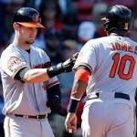Perched atop AL East, O's have overcome plenty