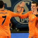 Ronaldo Scores Twice As Real Madrid Owns Schalke, 6-1, In Champions ...