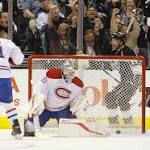 On a roll: Kings edge Canadiens for fifth-straight win