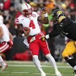 Nebraska's Armstrong has good day against Iowa