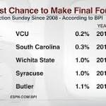 B/R Expert NCAA Bracket Picks 2017: Final Four Predictions