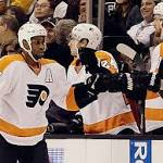 Flyers beat Kings 2-0 behind Mason's 3rd shutout