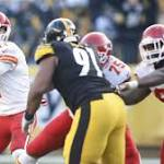 The bottom line? Chiefs' offensive line is quite offensive