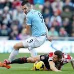 Sunderland v Manchester City: live