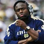 Brian Kelly faces significant challenge replacing Tony Alford at Notre Dame