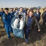 Russia's Soyuz Spacecraft Returns To Earth