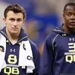 Mock draft 2.0: Jadeveon Clowney to Texans, Johnny Manziel goes No. 8