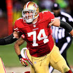 49ers sign Staley to two-year contract extension