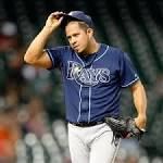 Dodgers deal for Rays' Joel Peralta