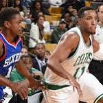 Game Preview: Celtics at 76ers