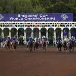 Bayern wins wild $5 million Breeders' Cup Classic