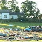 Weather Service: Tornado Hit Homes Where 4 Died