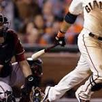 Arizona Diamondbacks (59-86) at San Francisco Giants (80-65), 3:45 pm (ET)