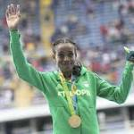 Was Almaz Ayana's Record-Breaking Win Too Good to Be True?
