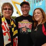 Hopeful fans follow Terps to Tampa for Final Four