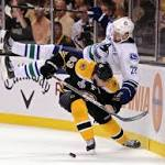 Matthias posts hat trick as Canucks beat Bruins