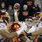 With healthy skill players, USC beats Oregon State