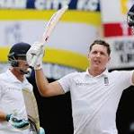 West Indies face battle to save test as Ballance helps build big lead