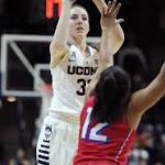 Senior night awaits celebrated UConn trio of Stewart, Jefferson and Tuck