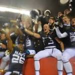 Army vs. Navy: Midshipmen rout Cadets, 34-7, for 12th consecutive victory in series
