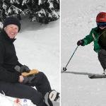 Alps deaths: Charlie and Peter Saunders had gone for a 'weekend of father-son ...