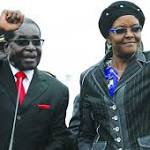 Is 'Gucci' Grace Mugabe about to be the world's first female dictator?