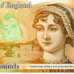 Jane Austen on Britain's tenner highlights lack of diversity on US currency