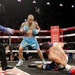 Miguel Cotto knocks out Daniel Geale to retain WBC middleweight title at ...