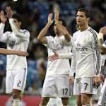 Real Madrid make it perfect twenty in La Liga