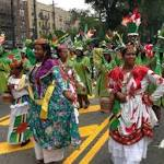 NYC mayor hopefuls march in West Indian Day Parade
