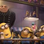 'Despicable Me 2' scores $142 million, leaves 'Lone Ranger' in the dust